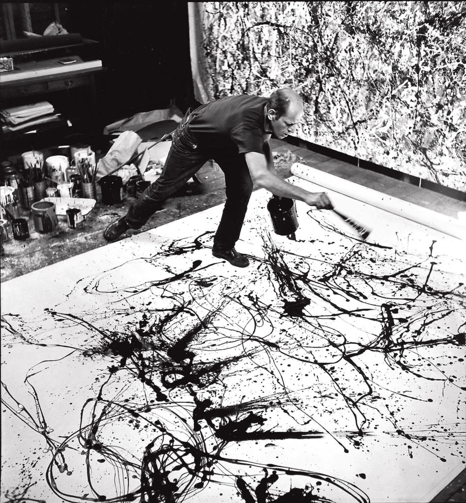Blockbuster Doubleheader: Dallas Museum of Art Gives Us Pop and Pollock