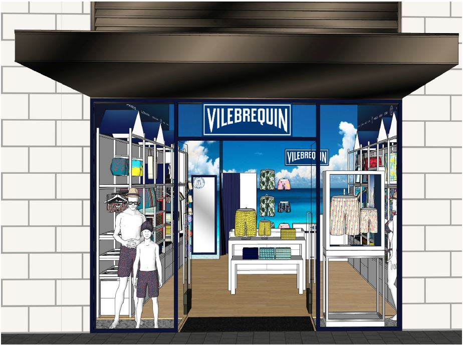 Peek into Vilebrequin's new River Oaks District Store.