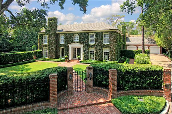 Houston 39 s most expensive house revealed a wrigley field for Most expensive house in dallas