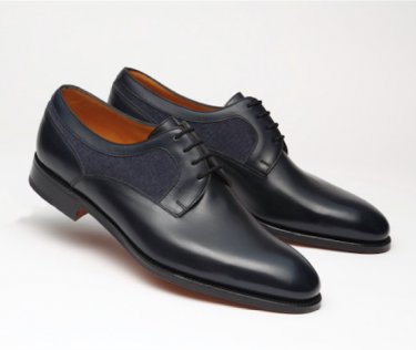 John Lobb's Harbour shoe is apart of the newly debuted lightweight collection. (Photo courtesy John Lobb)