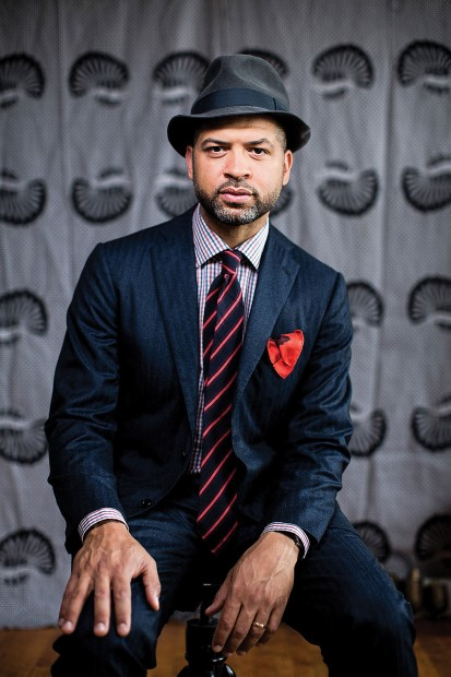 Jason Moran is one of the headliners at the CounterCurrent Festival.