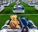 Dallas Cowboys Hold the Greatest Sleepover in History: Jerry World Becomes an All-Night Playland