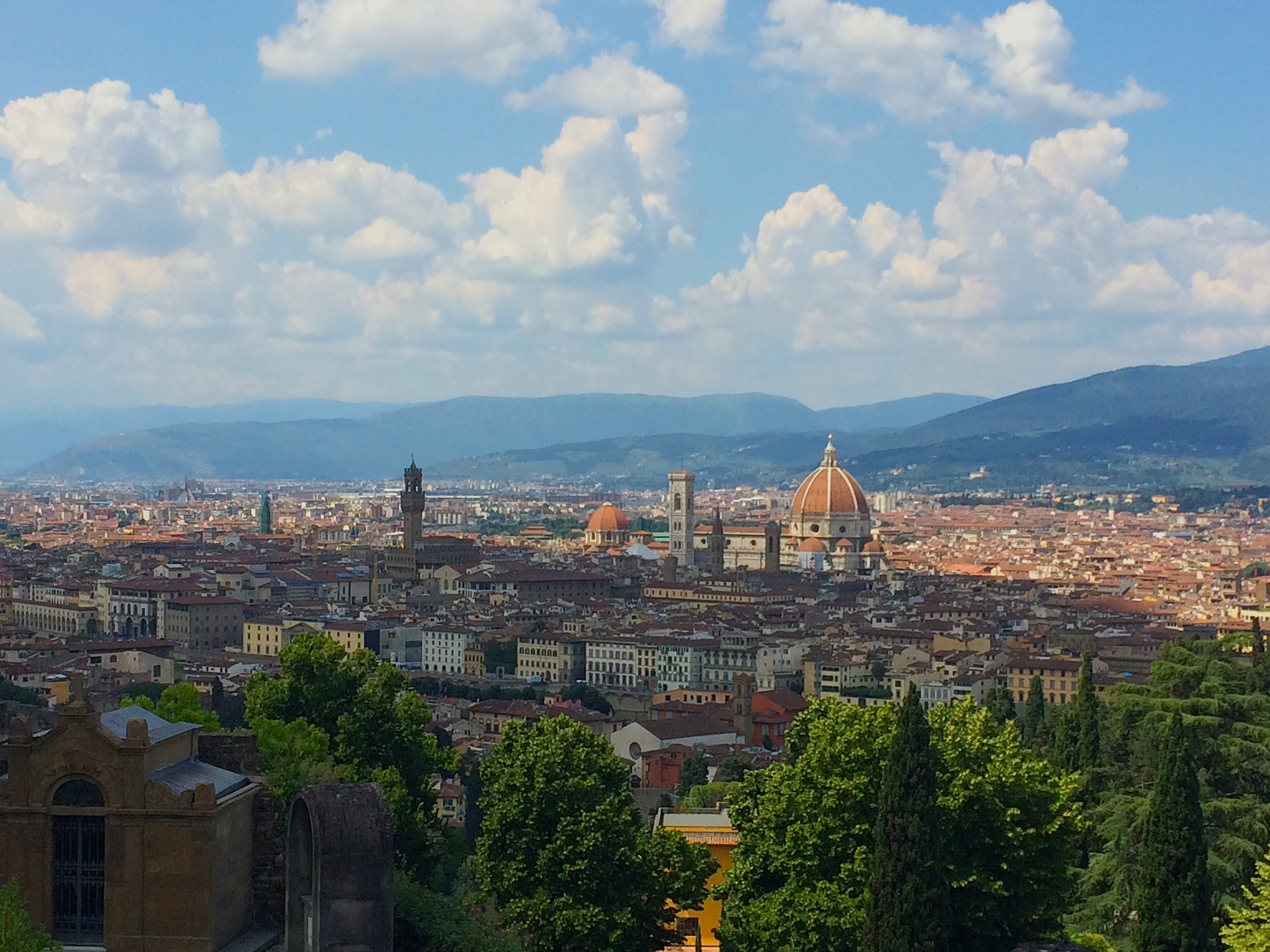 Florence, the city that 'invented' the Renaissance.
