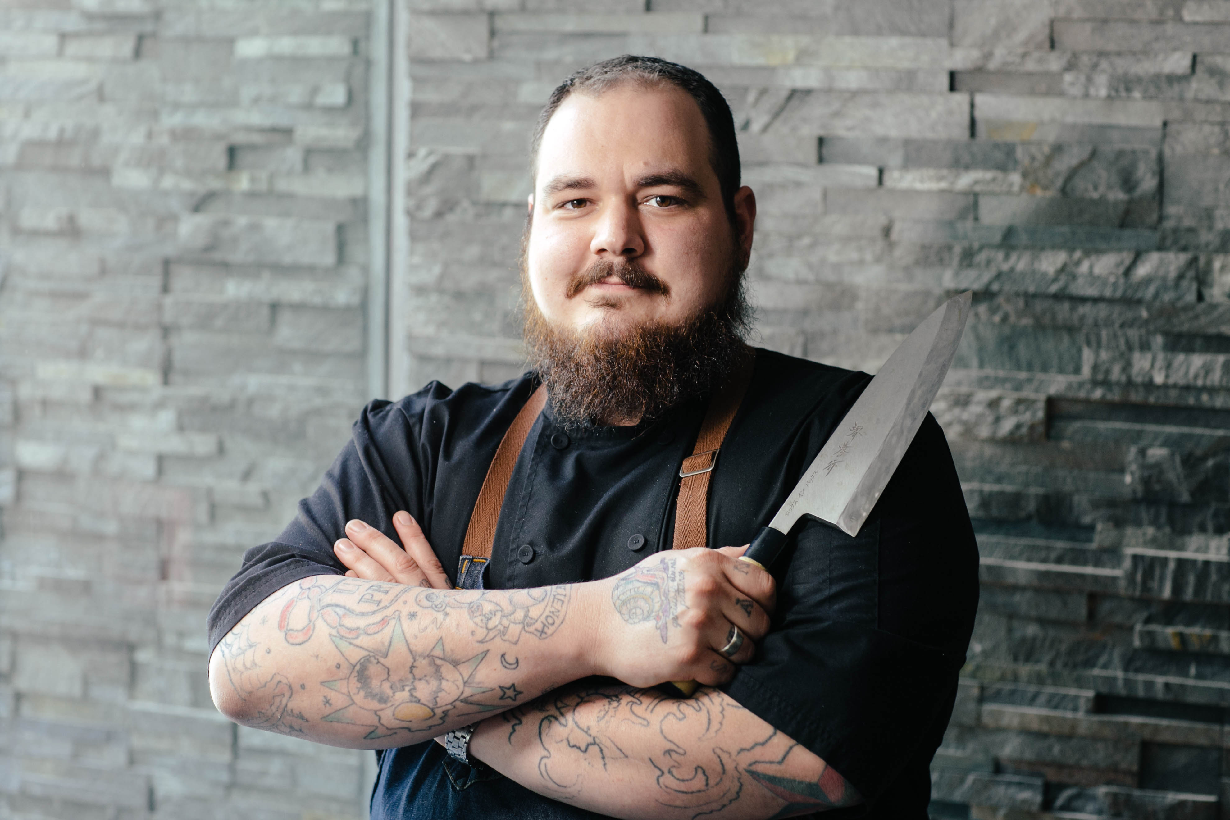 Cedar Grove executive chef Taylor Kearney