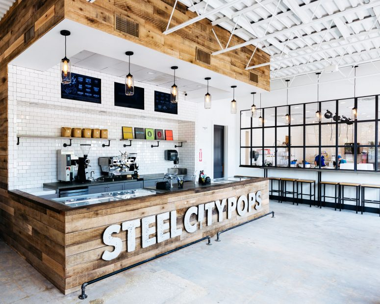 Steel City Pop's first Houston location is now open in The Heights.