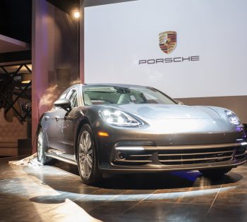 One Hot Ride: New Game-Changing Porsche Emerges from the Smoke and Makes a Scene