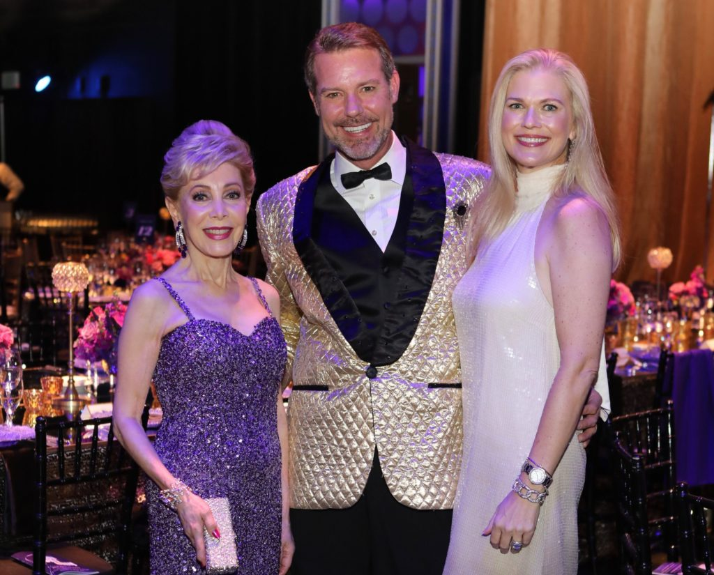 Houston's Own Dreamgirl: Millionaire Philanthropist Celebrated in Broadway Style by Theater Stars