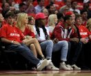 DeAndre Hopkins Doesn't Get the J.J. Watt Treatment at Rockets Game: This Star Just Quietly Watches