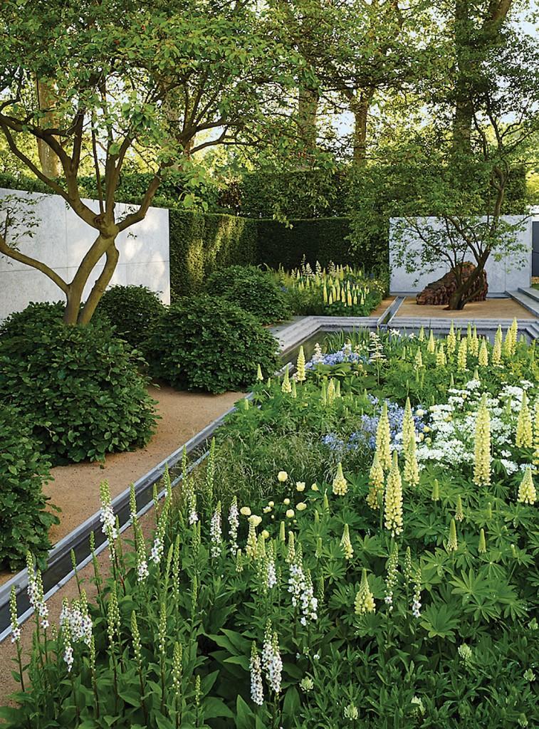 Houston 39 s most amazing private garden world champion for Chelsea garden designs