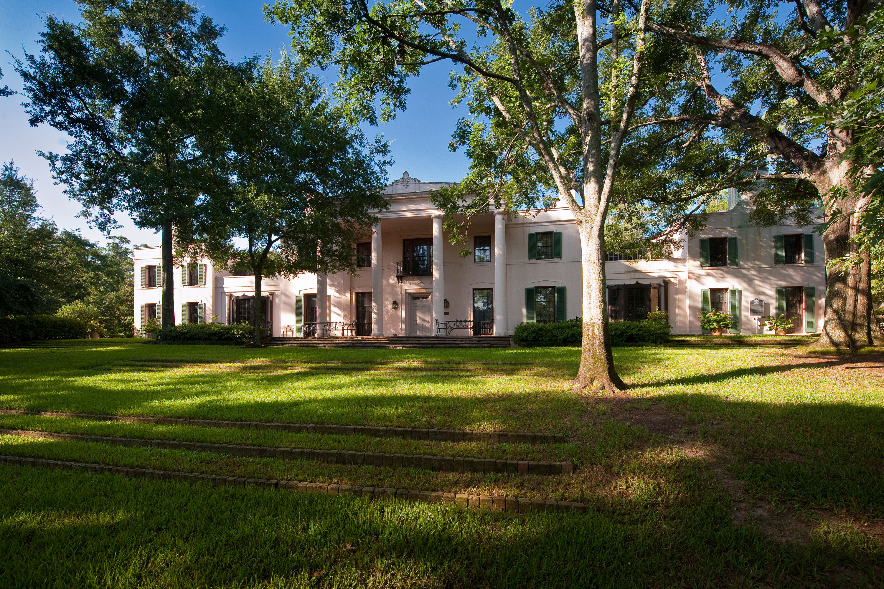 Bayou Bend Collection And Gardens Now Part Of The Museum Of Fine Arts Houston Represents The