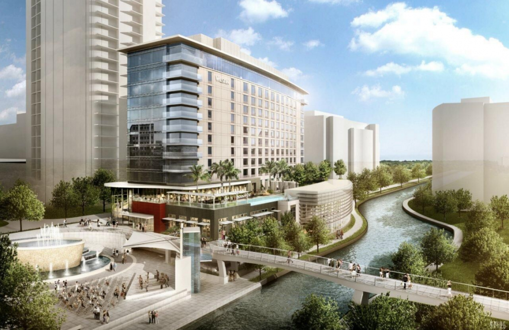 The Westin The Woodlands makes its debut in February 2016.