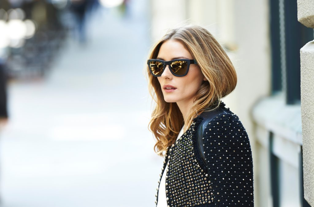 Olivia Palermo always brings outfit envy.
