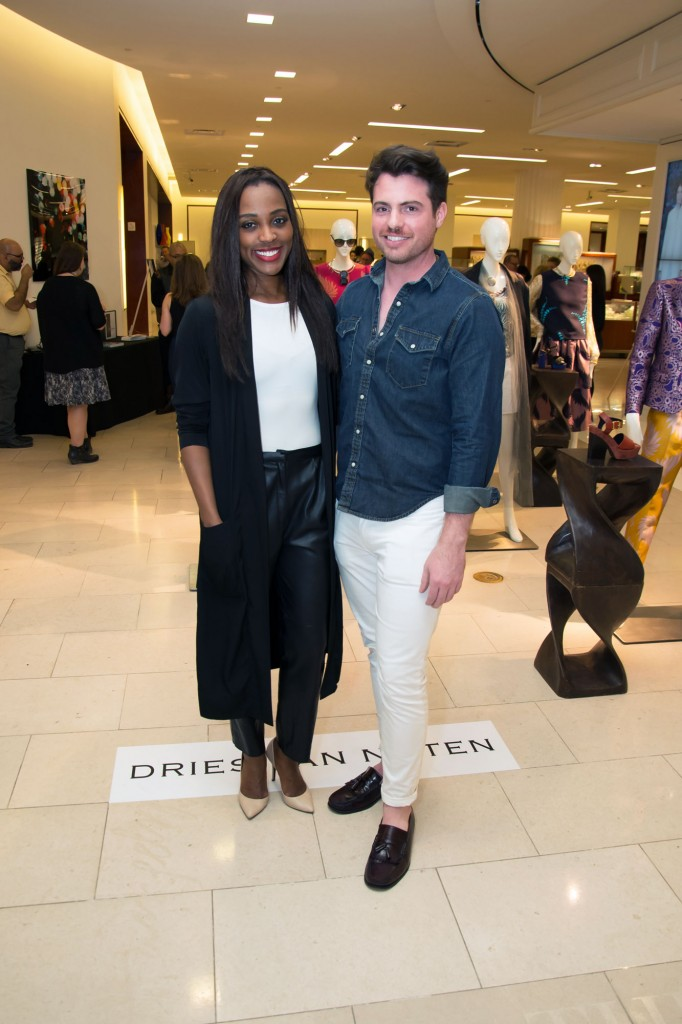 FotoFest 2016 Biennial Kickoff Party at Saks, 03.02.2016