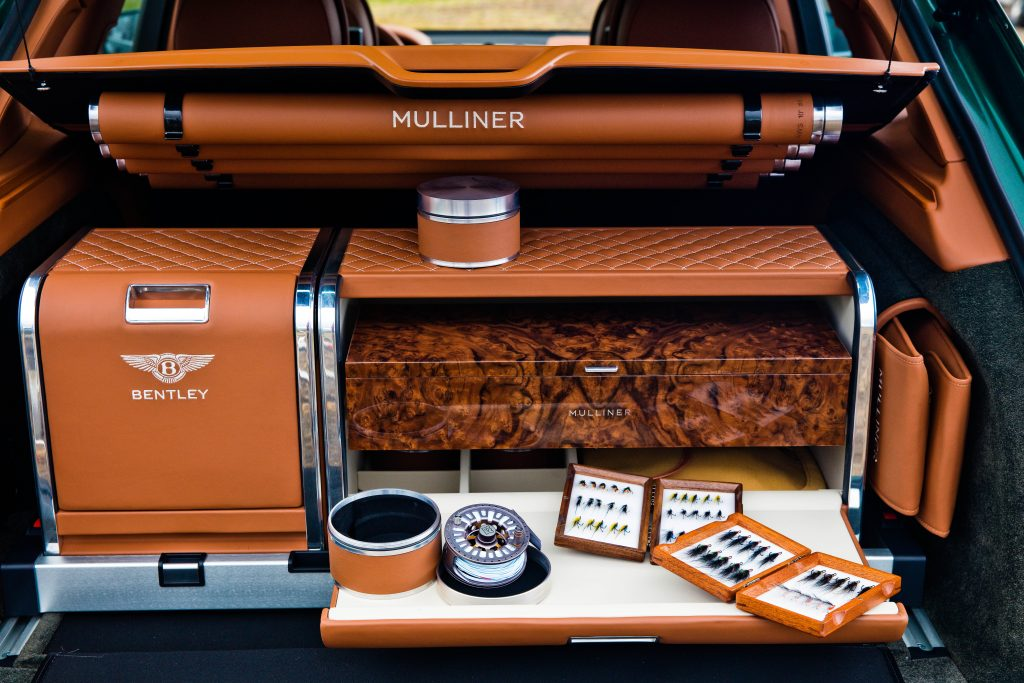 Mulliner has crafted an angler's dream.