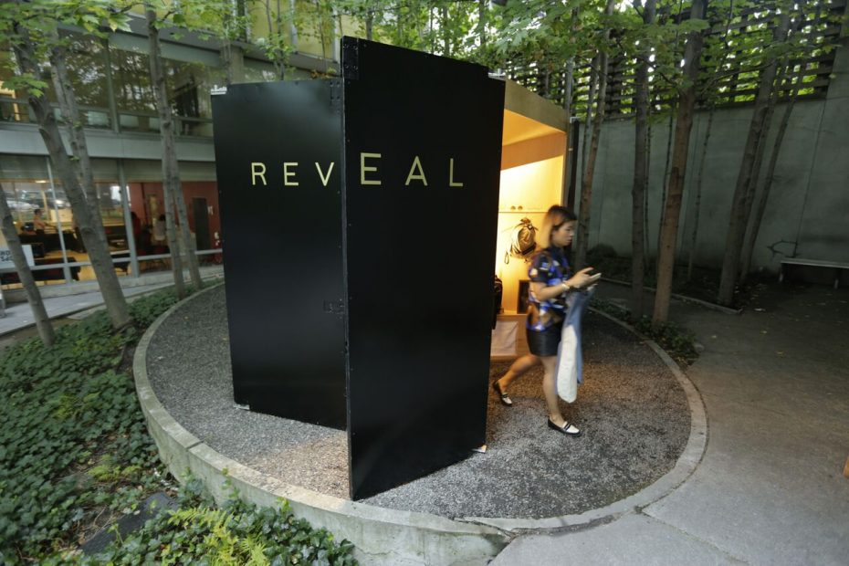 The by Reveal pop-up shop opens in Highland Park Village on Thursday, September 22.