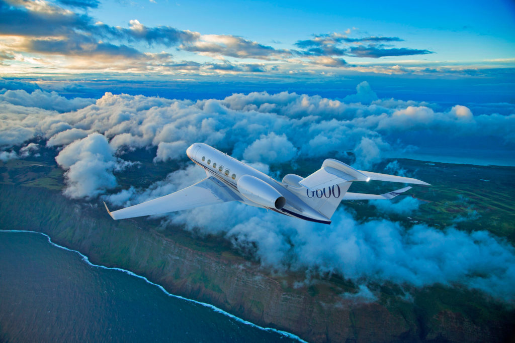 Gulfstream takes private jets into a sexy new direction with its G600.