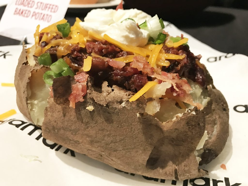 Loaded baked potato anyone?
