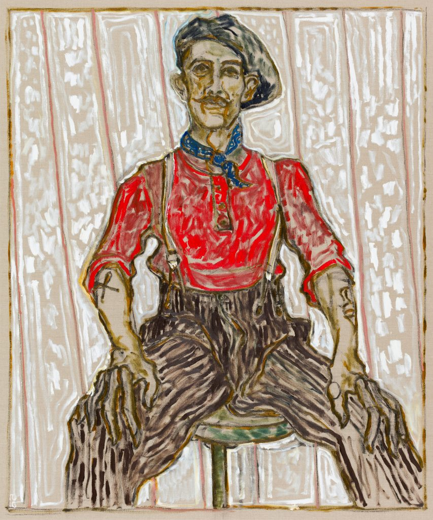 Billy Childish's