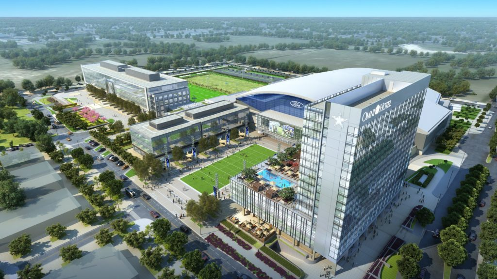 North Texas is Getting a Massive New Music City Along the $5 Billion Mile: Watch Out Nashville?