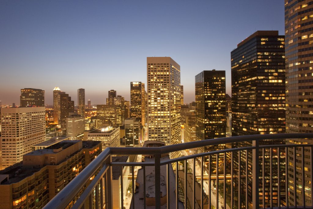 One Park Place puts downtown Houston at your beck and call.