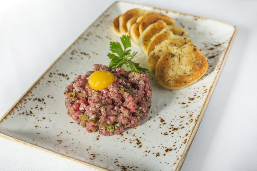 Prime Steak Tartar