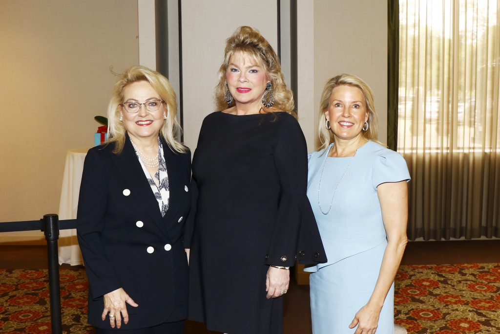 Tricia George, Gail Corder Fischer, Mary Martha Pickens