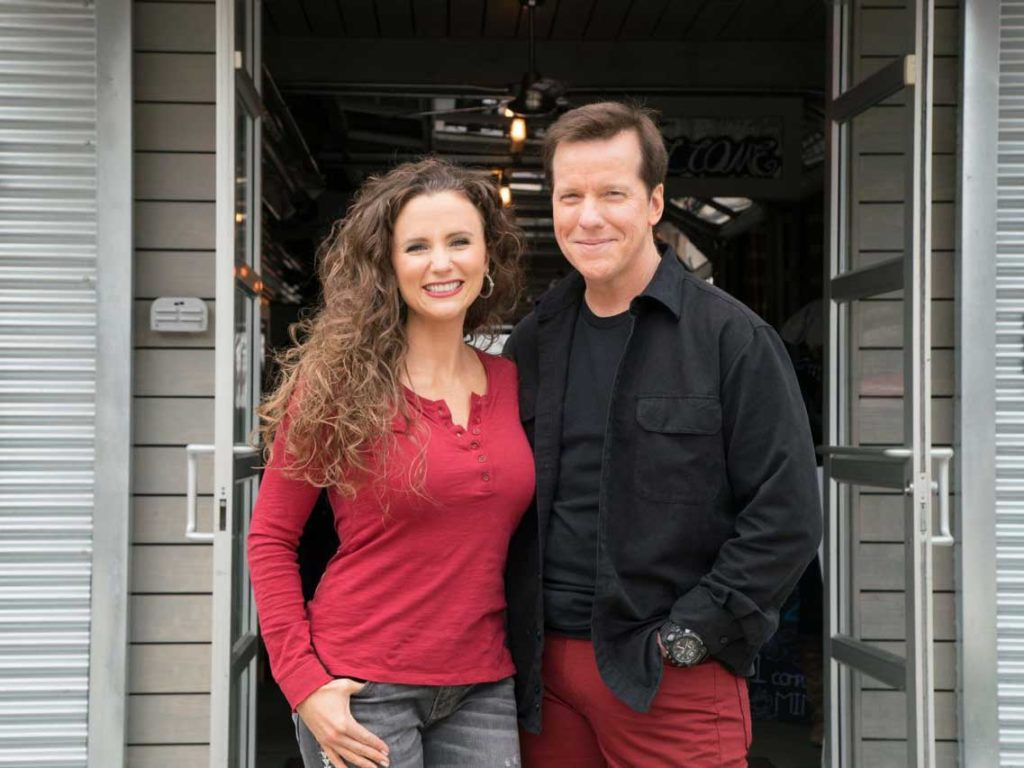 Jeff Dunham and his wife Audrey are bringing their Food Network show to Dallas.