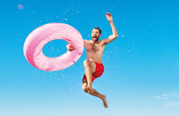 Even in hot Dallas, you'll want to jump into the summer.