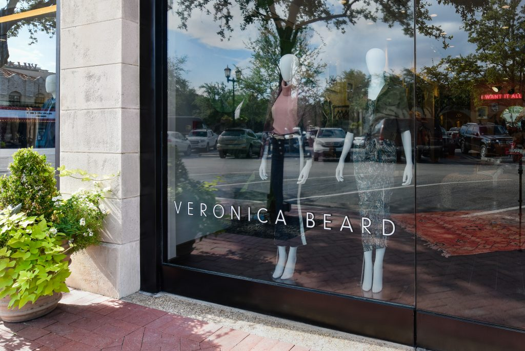 Veronica Beard chose Dallas as the location for its first store outside of New York City.