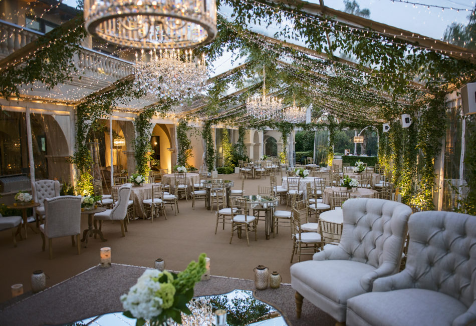 A tony event in the Woodlands crafted by A Fare Extraordinaire.