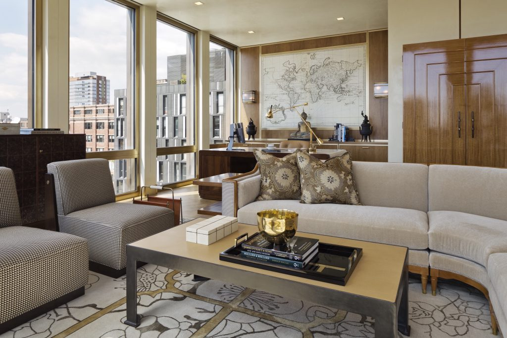 The Winning Entry For Residential Interior Design Under 3500 Square Feet SB Long Interiors