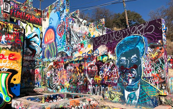 Austin S Famed Graffiti Park To Be Demolished For Condos