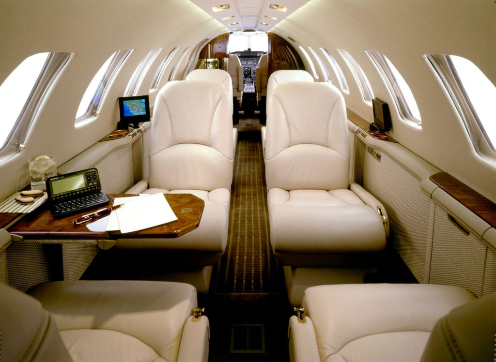 Life inside a private jet is different — but there are still rules.