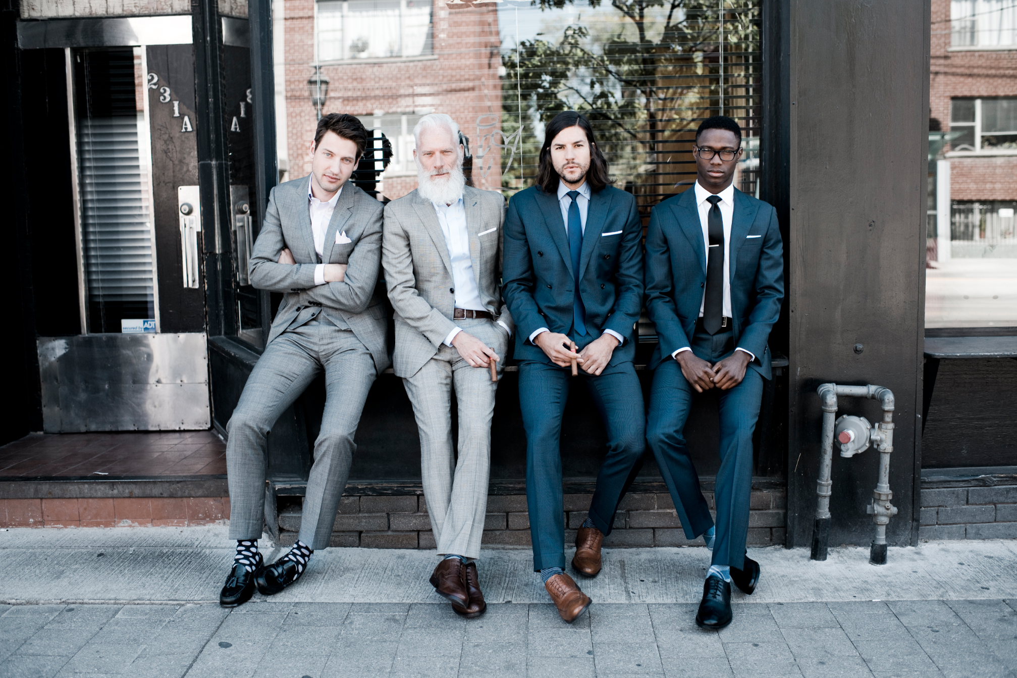 Enter Now to Win a Premium Custom Suit and Three Custom