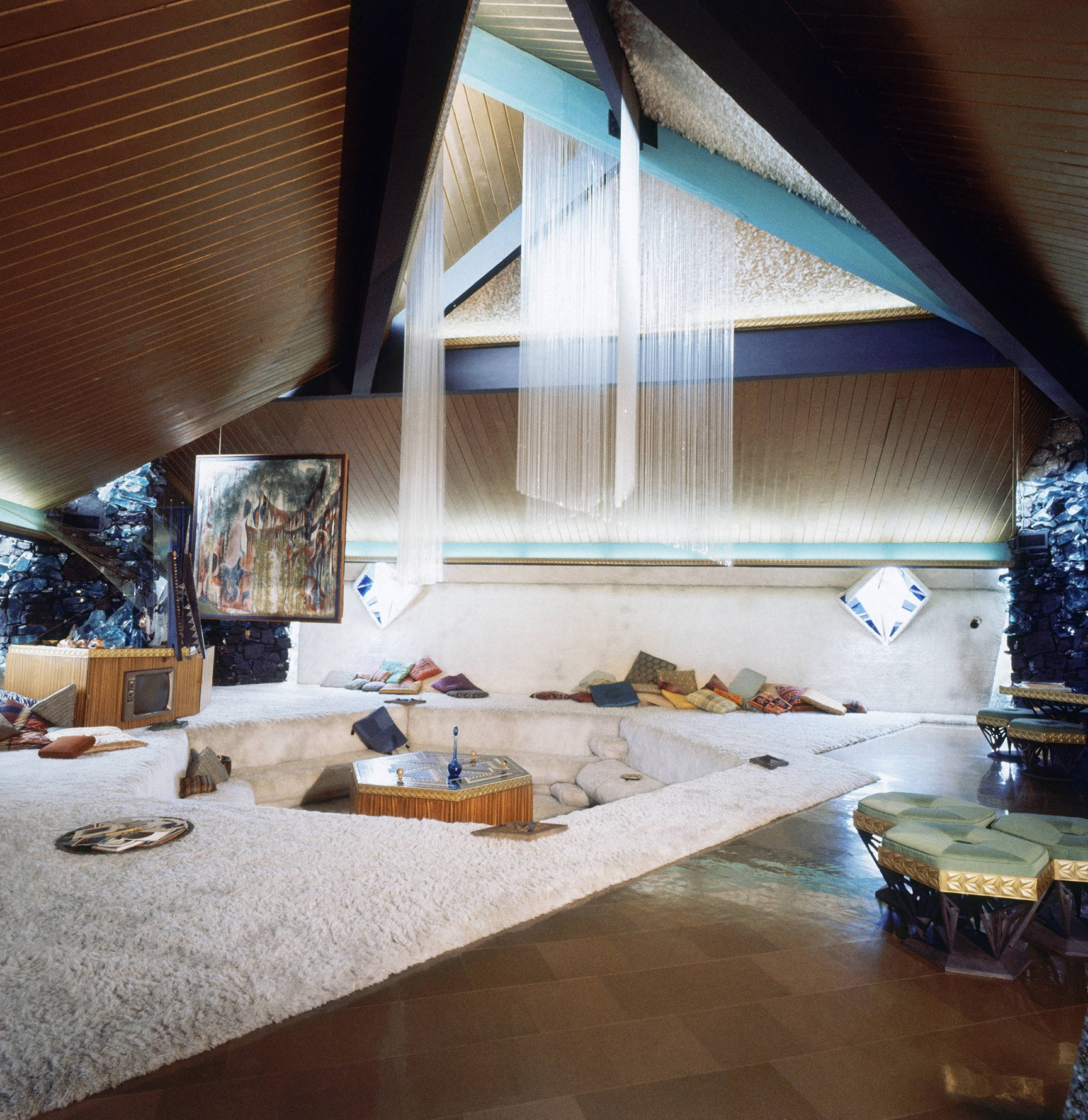 The Hidden Sides of Architect Rebel Bruce Goff — a Rare Look