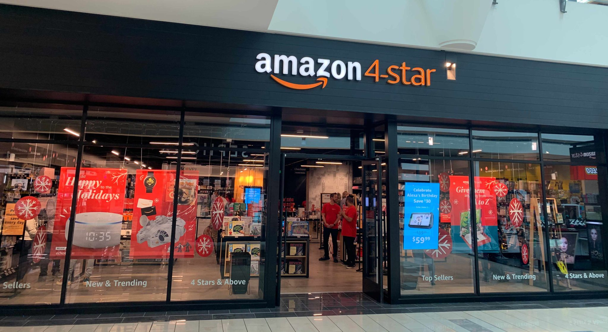 New Amazon Store Opens in Frisco Mall, Giving North Texas One of the Only  4-Star Stores in America